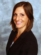 Lori (Anness) Dunn - Volleyball (1996)